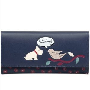 Radley London Flapover Matinee Wallet